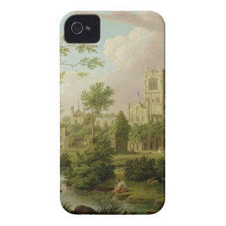 Kirkstall Abbey, Yorkshire, 1747 (oil on canvas) Case-Mate iPhone 4 Case