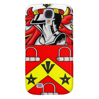 Kirkwood Coat of Arms Galaxy S4 Cover