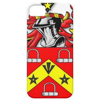 Kirkwood Coat of Arms iPhone SE/5/5s Case