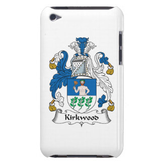 Kirkwood Family Crest Barely There iPod Cover