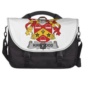 Kirkwood Family Crest Laptop Commuter Bag