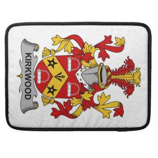 Kirkwood Family Crest Sleeves For MacBook Pro