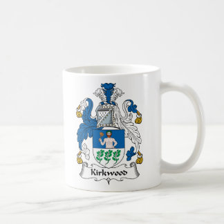 Kirkwood Family Crest Coffee Mug