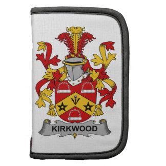 Kirkwood Family Crest Planners