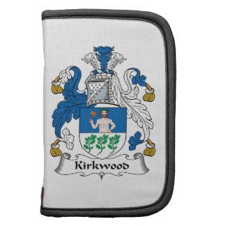 Kirkwood Family Crest Organizers