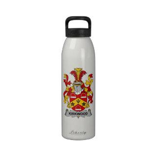 Kirkwood Family Crest Reusable Water Bottle