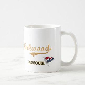 Kirkwood Missouri City Classic Coffee Mugs