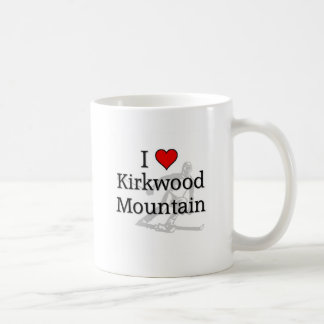 Kirkwood Mountain Coffee Mug