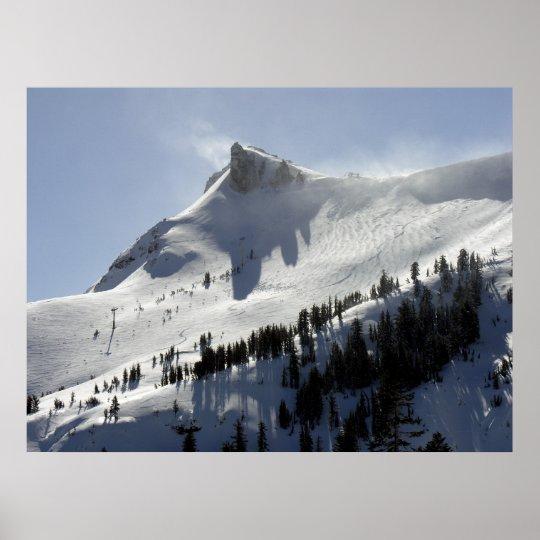 Kirkwood Mountain Resort Poster