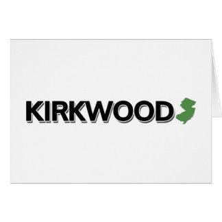 Kirkwood, New Jersey Card