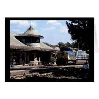 Kirkwood Station note card
