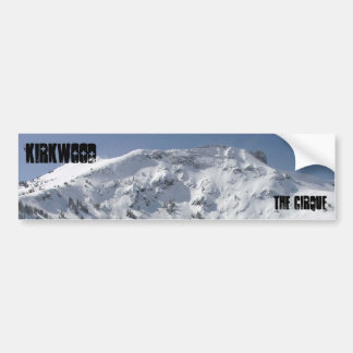 Kirkwood, The Cirque Bumper Stickers