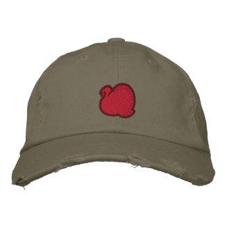 KIRKWOOD TURKEY DAY HAT EMBROIDERED BASEBALL CAP