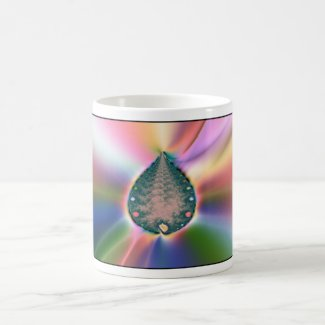 'Kirlian Seed' mug