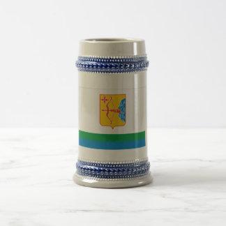 Kirov Oblast Flag Beer Stein