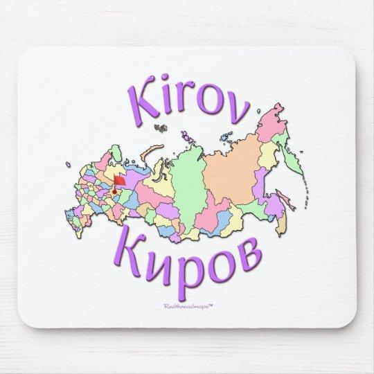 Kirov Russia Mouse Pad