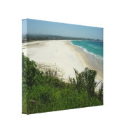 Kirra Beach Australia Wrapped Canvas Stretched Canvas Prints
