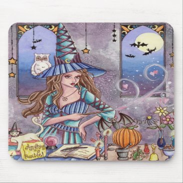Halloween Themed Kirra Mousepad