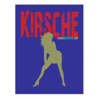 Kirsche - Cherry Postcards