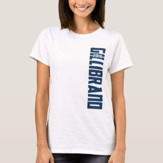 Kirsten Gillibrand for President 2016 T-Shirt