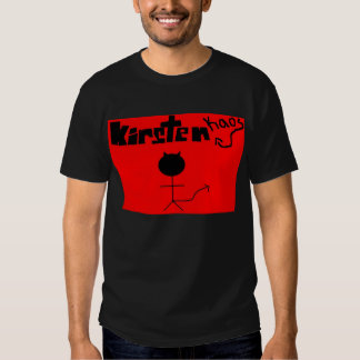 Kirsten Kaos T-shirt