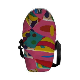 KIS me Courier Bag