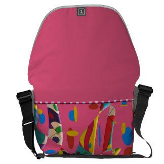 KIS me Messenger Bag