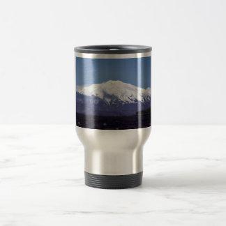 Kiska Island Volcano 15 Oz Stainless Steel Travel Mug