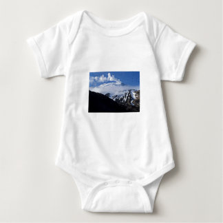 Kiska Island volcano and auklet colony T-shirt