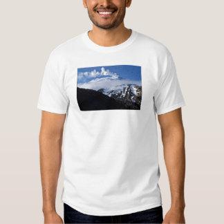 Kiska Island volcano and auklet colony Tee Shirt