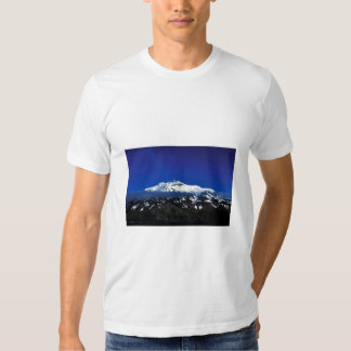 Kiska Island Volcano T-shirts