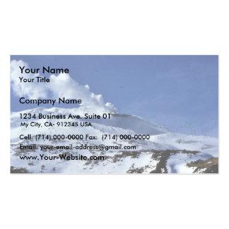 Kiska volcano, Sirius Point, Kiska Island, Alaska Double-Sided Standard Business Cards (Pack Of 100)
