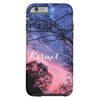 Kismet durable, caso duro del iPhone 6 Funda Para iPhone 6 Tough