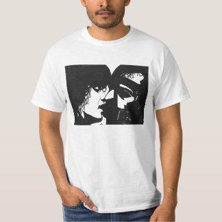 kiss 2 white T-Shirt