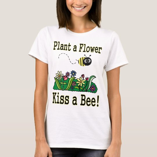 Kiss a Bee T-Shirt