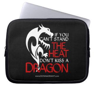 "Kiss a Dragon 10"" sleeve"