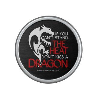 Kiss a Dragon speaker