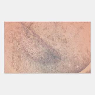 Kiss-able Rectangular Sticker