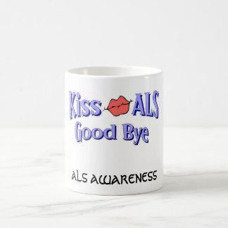 Kiss ALS Good Bye MUG