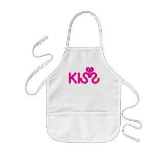 KISS KIDS' APRON