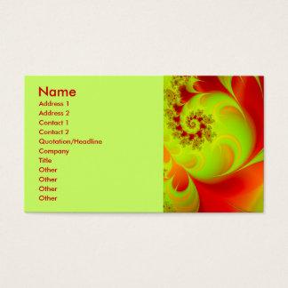 Kiss Business Card