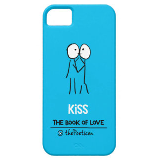 Kiss by The Poeticon iPhone SE/5/5s Case