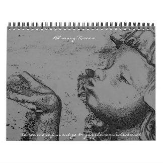 Kiss Calendar 2014