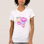 KISS candy lips Shirt