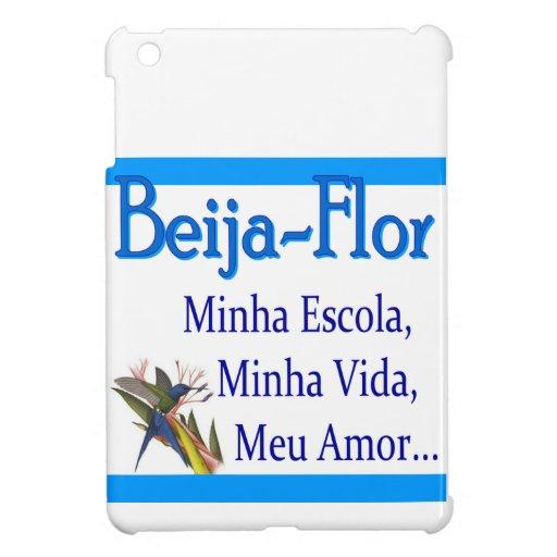 Kiss-Flower. My school, my life, my love Case For The iPad Mini