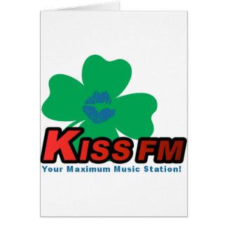 KISS FM Dublin Cards