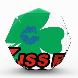 KISS FM Ireland Acrylic Award