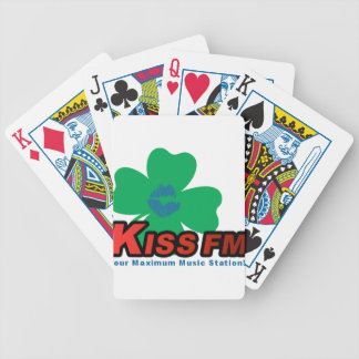 KISS FM Ireland Bicycle Playing Cards