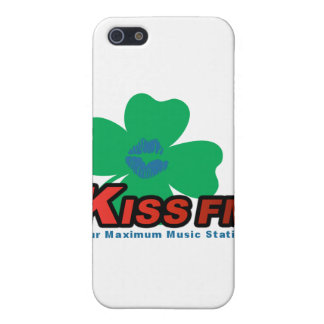 KISS FM Ireland Case For iPhone 5