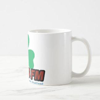 KISS FM Ireland Classic White Coffee Mug